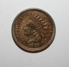 1863 Indian Cent C/W Zd33