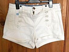 """Ladies G-STAR Beige Shorts - 28"""""""