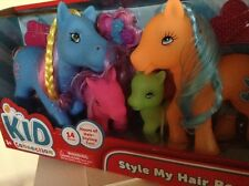 Kid Connection Ponies & 14 Pieces NEW  IN BOX