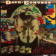 DAVE EDMUNDS • Riff Raff • VINILE LP • 1984 ARISTA