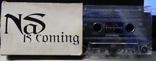 NAS Is Coming ** PROMO ~ CASSETTE TAPE ** RARE AUSTRALIAN Release KID CAPRI