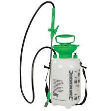 Pressure Sprayer 5Ltr Garden Sprayer Fertiliser Lawn Feeder Silverline SL-675108