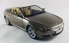 1/18 Maisto BMW M6 Cabriolet sans boite