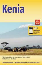 BUCH  -  Kenia - 2014 - REISEFÜHRER
