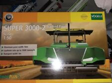 1/50 Vogele Super 3000 Tracked Paver By Conrad