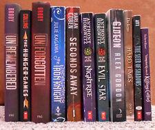 Lot of 11 Young Adult Fantasy - Anthony Horowitz, Collins, Kagawa YA Books