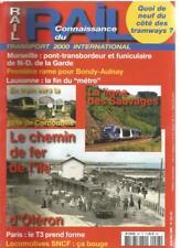 CONNAISSANCE DU RAIL N°297 ILE D'OLERON / LIGNE DES SAUVAGES / COTE CORNOUAILLE