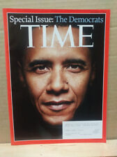 Time Magazines - 2008 - Obama, McCain & Palin Collectibles