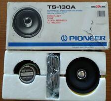 PIONEER TS-130A CAR SPEAKERS. ALTAVOCES PARA COCHE