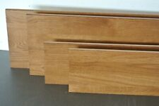 oak stairs cladding - system1 - stained to dark + hardwax-oil