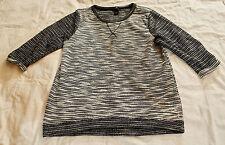 H&M 3/4 Arm Damen-Pullover & -Strickware mit Rundhals-Ausschnitt