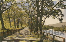 KENMORE Country Road Postcard PERTHSHIRE Valentine & Sons Ltd.