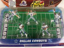 1997 Q.B. Club NFL All-Star MVPs - Dallas Cowboys Figures - Aikman/Smith/Irin