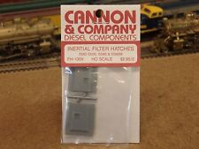 Cannon & Company HO Internal Filter Hatches EMD SD50/60/60M FH-1359