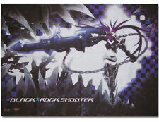 Black Rock Shooter Insane Wall Scroll Poster Anime Cloth Licensed NEW