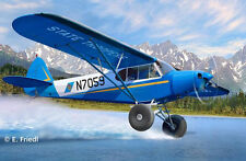 Revell 04890 Piper Pa-18 With Bushwheels