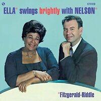 Fitzgerald, EllaElla swings brightly with Nelson (180 Gram Vinyl) (New Vinyl)