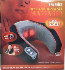 Homedics (Model NMSQ-200) Neck and Shoulder Massager With Heat