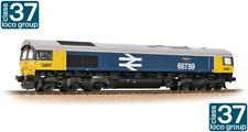 Bachmann 32-740 Class 66/7 66789 'British Rail 1948-1997' GBRF BR Blue NEW