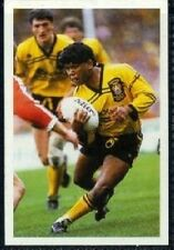 Scarce Trade Card of Jamie Sandy, Rugby League 1986