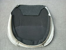 Saab 900 black cloth front seat bottom cover