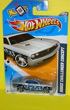 2012 Hot Wheels K-Mart Days Heat Fleet #153 Dodge Challenger Concept - Variant