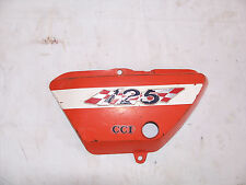 suzuki ts 125 left side cover earley