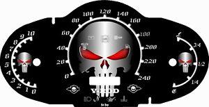 Harley Davidson V Rod VRSCA, VRSCB Fit 07-13 Punisher