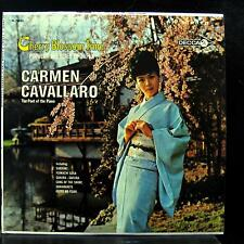 CARMEN CAVALLARO cherry blossom time japan melodies LP VG DL 74545 Stereo Vinyl