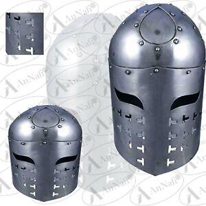 Medieval Spangen Helmet Medieval Reenactment Helmets