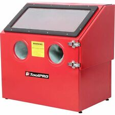 ToolPRO Sand Blasting Cabinet 100 Litre