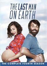 THE LAST MAN ON EARTH  - COMPLETE SEASON 4   -   DVD - UK Region 2 Compatible