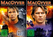 MacGyver - Die komplette 6. + 7. Staffel (Richard Dean Anderson)       DVD   507