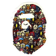 "ULTRAMAN x A Bathing Ape BAPE + Baby Milo Japan 8cm 3"" Decal Sticker #1111"