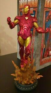 "Statue Iron Man Bowen ""Granov"" Design Modern Version Marvel RARE"