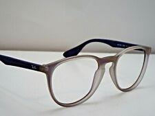 dd347b0a5f Authentic Ray-Ban RB 7046 5486 Matte Violet Erika Eyeglasses DEMO Frame  200