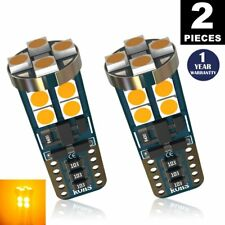 LUYED 2 X 540 Lumens 9-30v Canbus W5W 194 168 2825 Led Bulbs,Amber