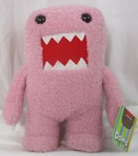 Domo Kun 9.5 inches Pink Plush Doll  Official Licensed  - NWT
