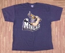 Southern Illinois Miners Baseball Shirt ~ Men's XL ~ Independent Frontier League