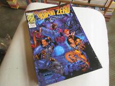WEAPON ZERO 1.. l'album prologue ...COMICS SEMIC  ..1997...TBE