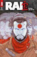 Rai #1 Variant Cover B Valiant Comics 2019