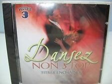 DANSEZ NON STOP TITRES ENCHAINES Vol 3, orchestra Del Sol, Sony Music Media NEW