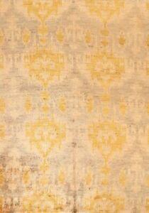 Geometric Modern Moroccan Handmade Oriental Area Rug Indoor/ Outdoor Carpet 7x10