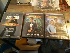 Doctor who dvd set Season 1 And 2