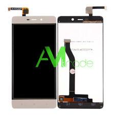 TOUCH SCREEN VETRO + LCD DISPLAY Xiaomi Redmi 4 PRO GOLD ORO REDMI 4 PRIME