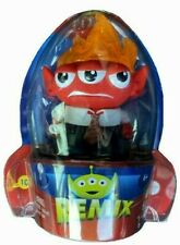 "🔥 DISNEY PIXAR REMIX Toy Story ALIEN Inside Out - ANGER 4"" NEW VHTF RARE! #10"