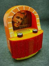 Vintage Vanity Fair Happy Days Arthur Fonzarelli Fonz Jukebox Transistor Radio
