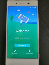 Sony Xperia Z5 - 32GB - White (Unlocked) Smartphone