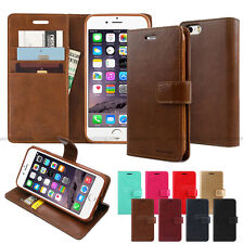 Goospery Flip Leather Wallet Case Cover For iPhone 6S 7 8 Plus XR XS Max 11 Lot