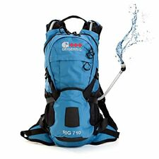 GEIGERRIG Pressurized Hydration Pack RIG 710 w/2L water bladder cycling backpack